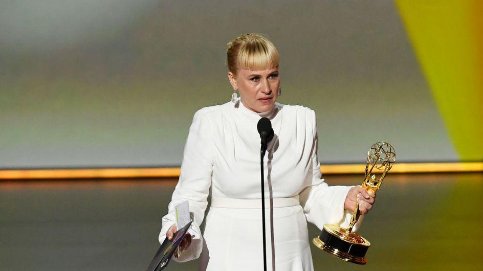 Emmys 2019 : en larmes, Patricia Arquette livre un discours poignant sur les personnes trans