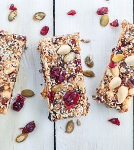 ¿Cómo hacer tus propias barritas de cereales en casa?