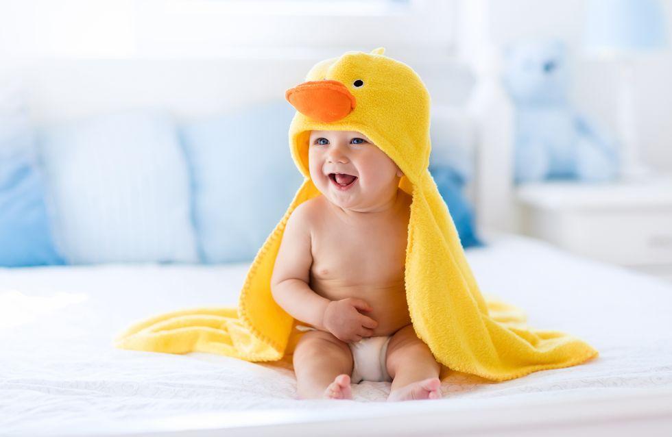 Rutina de cuidados para niños: mímales como se merecen