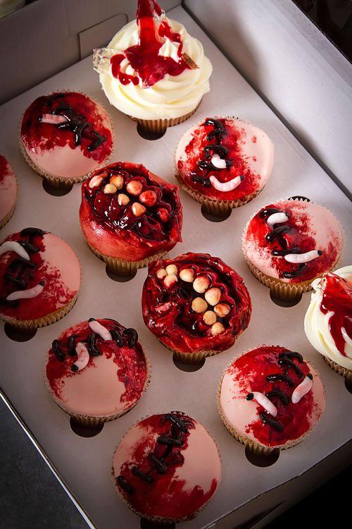Halloween Cupcakes 7 Rezepte Zum Nachbacken