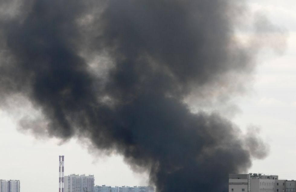 Je crains pour la santé de mon enfant à naître, inquiétude après l'incendie de Rouen