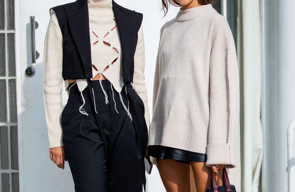 Pullover Trends 2019: Das sind die Must haves!