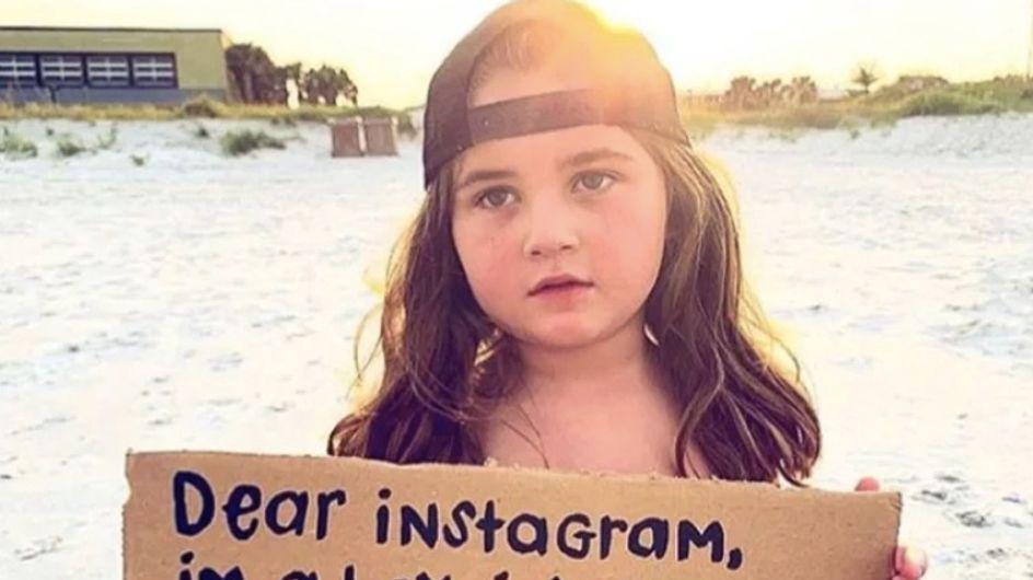 Pourquoi les petits garçons ne devraient pas être moins censurés que les filles sur Instagram