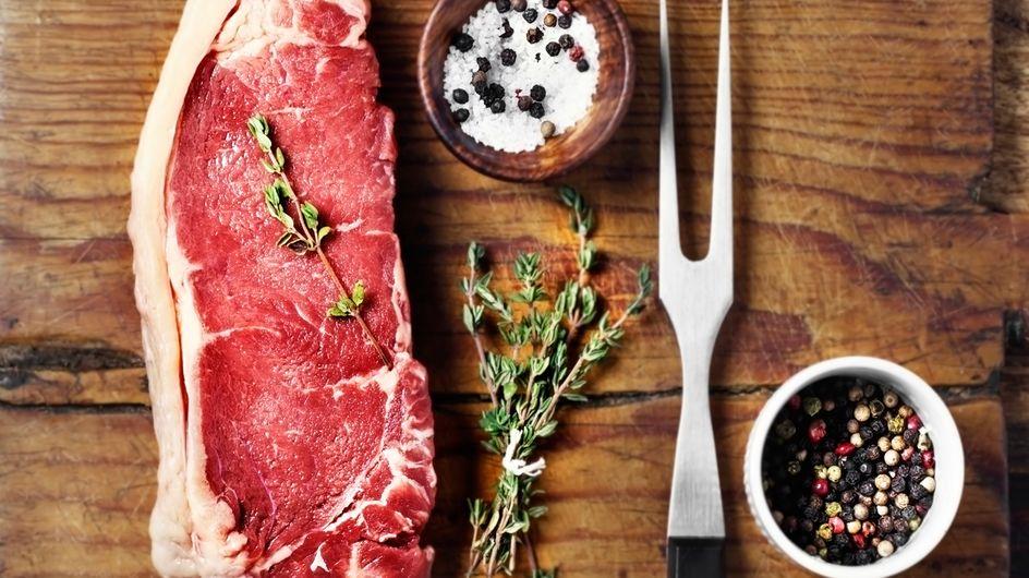 Le calorie della carne
