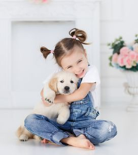 ¿Por qué respetar a los animales convierte a los niños en mejores adultos?