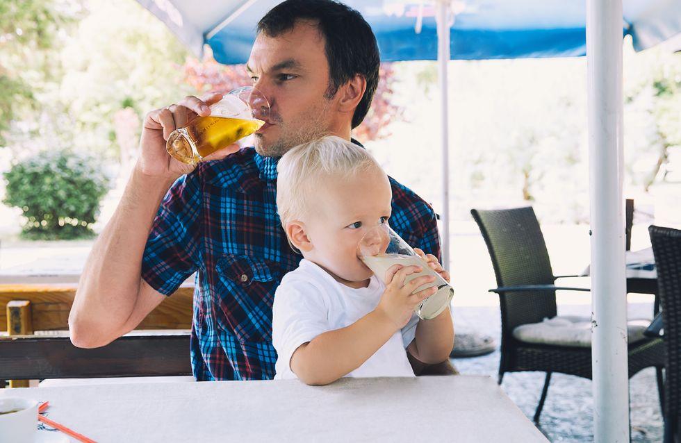 Selon cette étude, les hommes devraient arrêter l'alcool trois mois avant d'essayer d'avoir un bébé