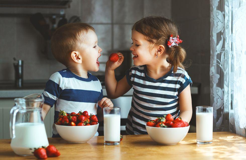 ¡A merendar! Tentempiés rápidos, saludables y caseros para tus pequeños