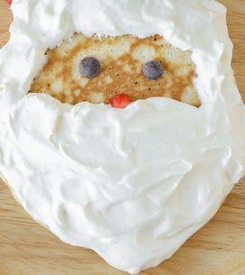 Un repas de Noël pour les enfants