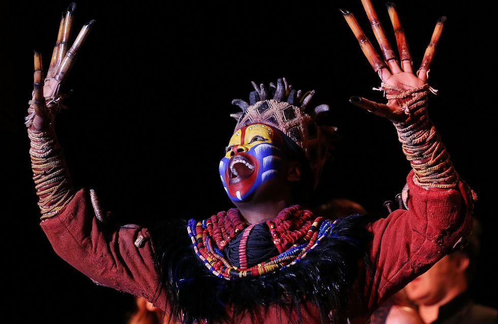 La comédie musicale Le Roi Lion revient à Paris et c'est à ne manquer sous aucun prétexte