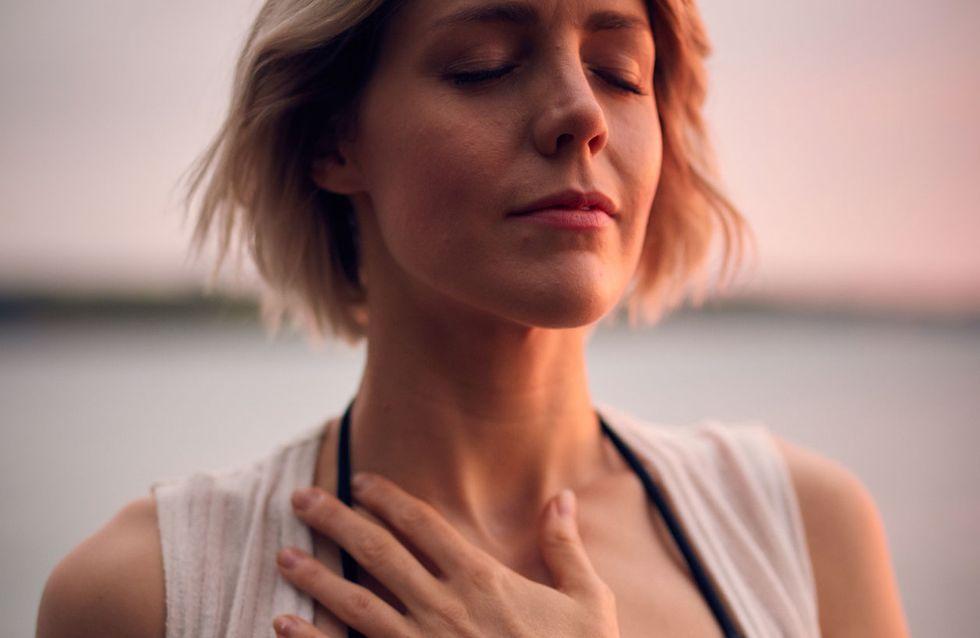 Atmest du richtig? 3 SOS-Atemtechniken, die dein Stresslevel sofort senken