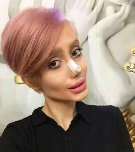 Sahar Tabar, sosie d'Angelina Jolie, arrêtée pour blasphème en Iran