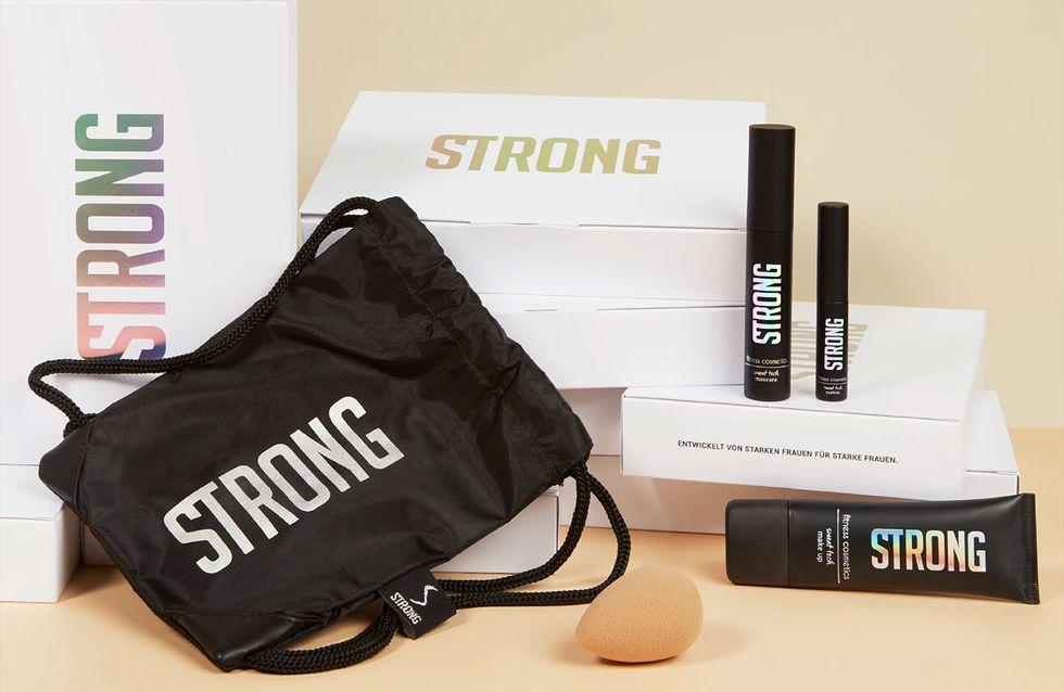 STRONG Cosmetics aus Höhle der Löwen im Test: Wie gut ist das Make-up?