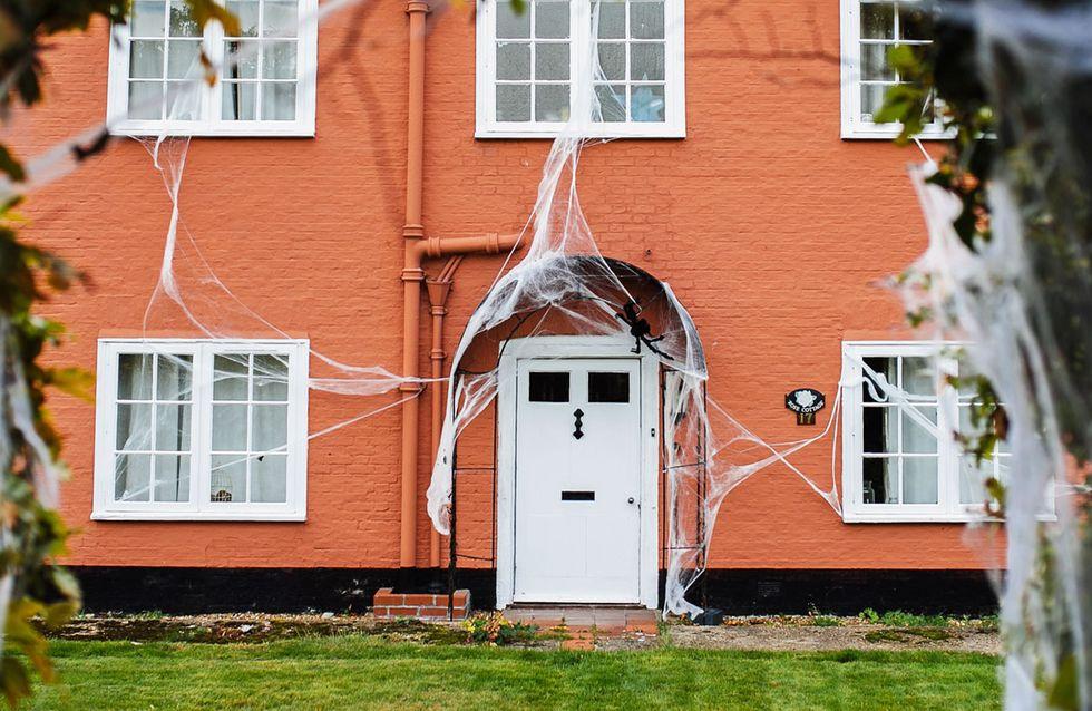 Halloween Deko Fur Draussen Ideen Furs Eigene Spukhaus
