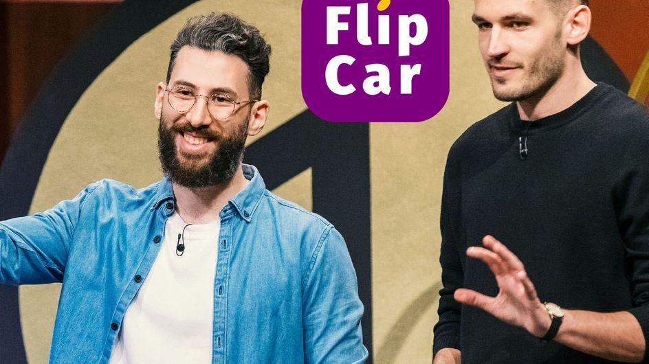 """FlipCar aus """"Höhle der Löwen"""": Auto mieten für 1 Euro"""