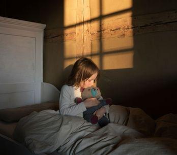 ¿Sabes cómo aliviar los terrores nocturnos de tu hijo?