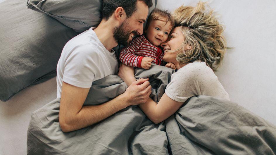 Cómo concebir a un varón: mucho potasio y una pareja en buena forma