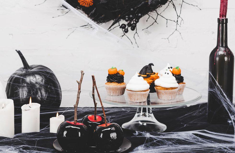 Halloween Buffet Deko Ideen Fur Euer Grusel Fingerfood