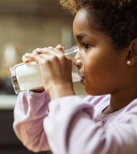 ¿Sabes qué tipo de leche dar a tu hijo después de que cumpla un año?