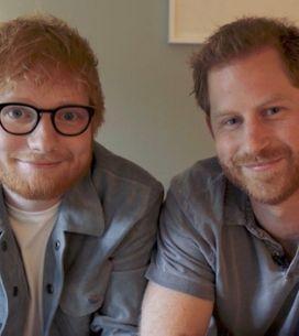 Le prince Harry et Ed Sheeran s'associent pour la bonne cause, Nul besoin de so