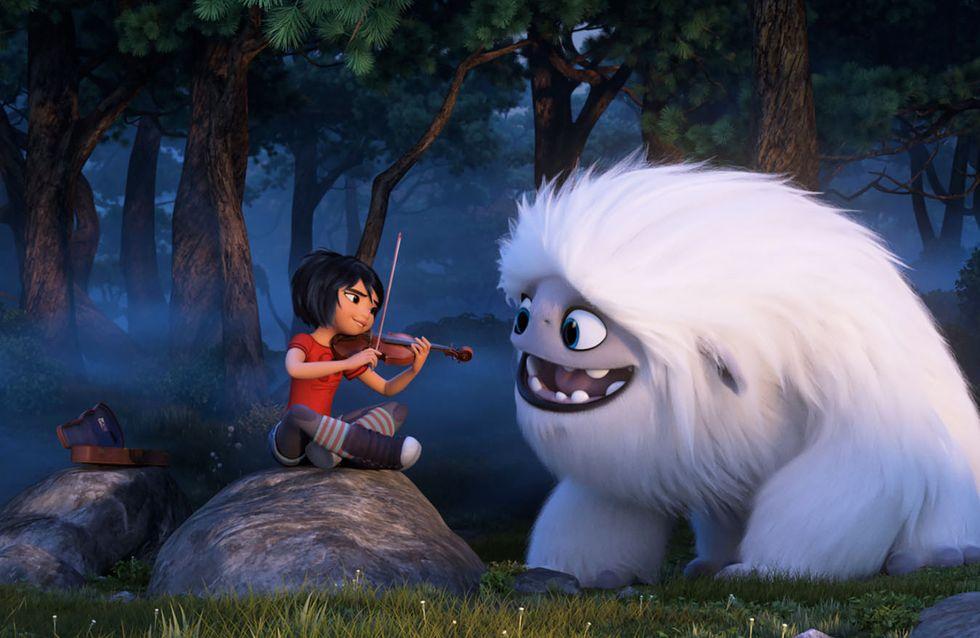 Le film d'animation Abominable est d'une tendresse infinie