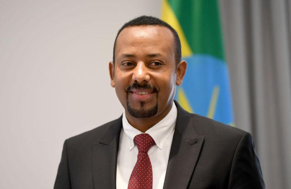 Abiy Ahmed Ali, Premier ministre éthiopien, récompensé par le Prix Nobel de la paix