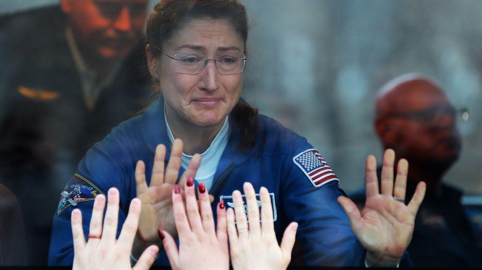 El primer viaje espacial con tripulación solo femenina tendrá lugar este mes