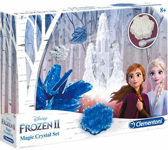 COFFRET SCIENTIFIQUE MAGIC CRYSTAL