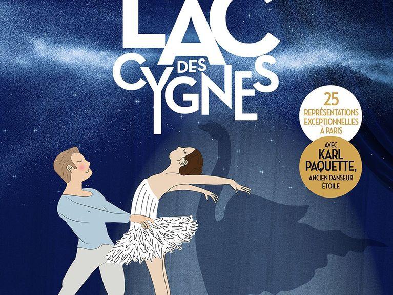 Mon premier Lac des Cygnes, vos enfants vont adorer la danse classique