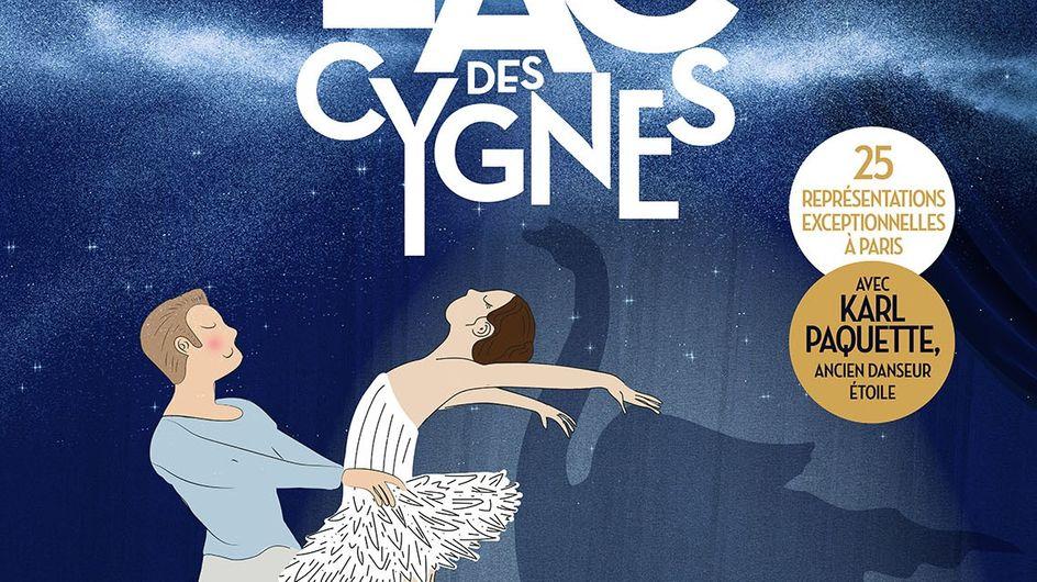 Vos enfants vont adorer la danse classique grâce au spectacle Mon premier Lac des Cygnes
