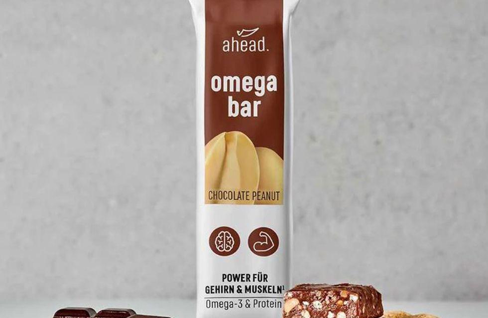 Omega Bar von ahead aus Höhle der Löwen: Was kann der Riegel?