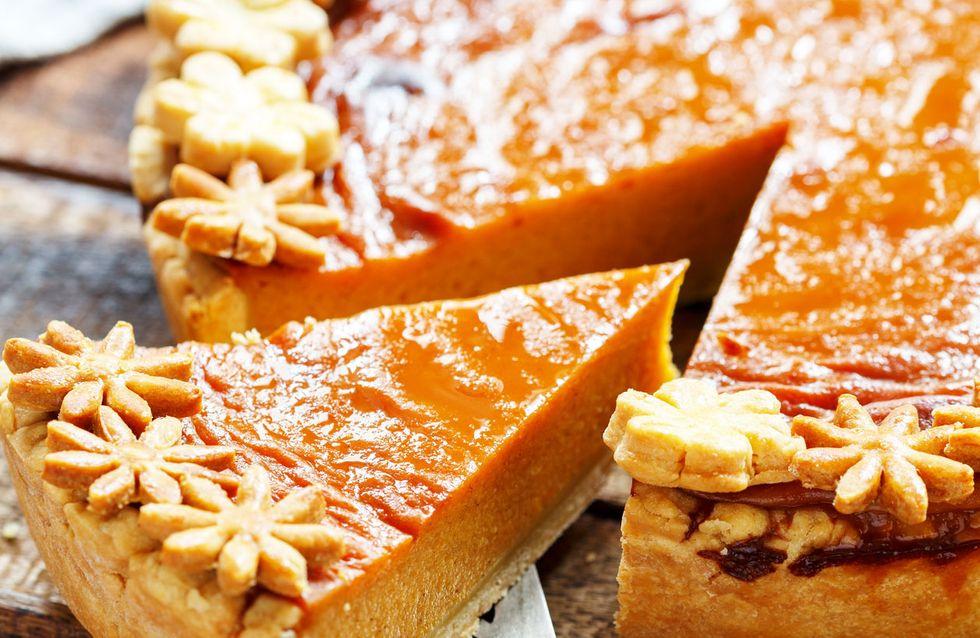 Kürbiskuchen-Rezepte: Von Pumpkin-Pie bis Zimtschnecke