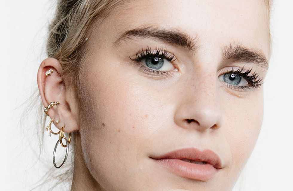 Augenbrauen wachsen lassen: Jetzt tragen wir Boy-Brows!