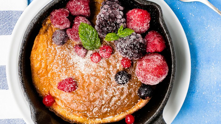 Backen ohne Ofen: So gelingt euch Kuchen in der Pfanne