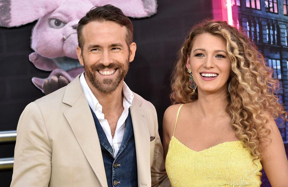 Blake Lively et Ryan Reynolds dévoilent une photo avec leur troisième enfant