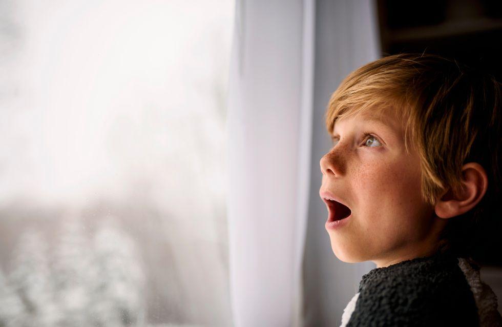 """Tommy, le petit garçon de 7 ans """"allergique à l'hiver"""""""