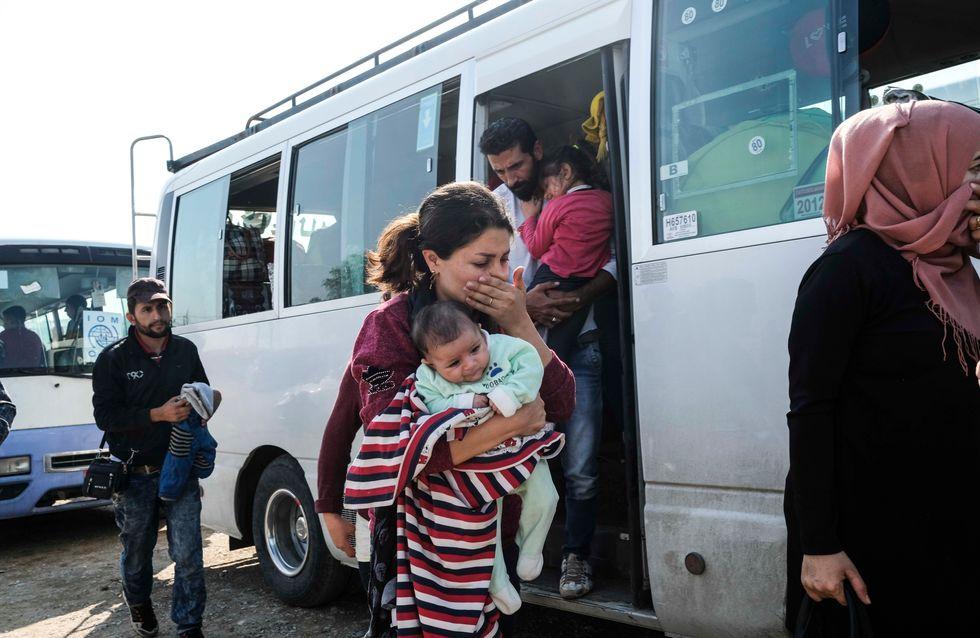 En Syrie, la Turquie est accusée d'utiliser des armes chimiques contre les Kurdes