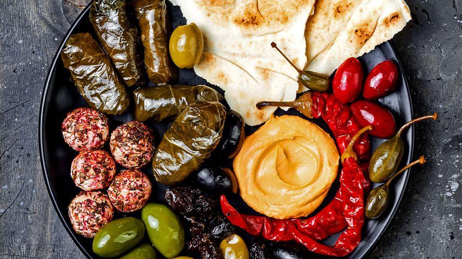Mezze-Rezepte: So holt ihr euch die Levante-Küche nach Hause