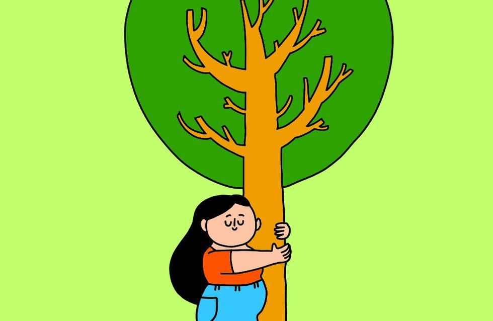 un arbre au féminin