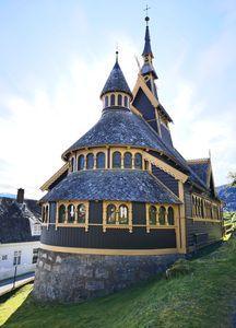 Norwegen-Reise: St. Olav's Church
