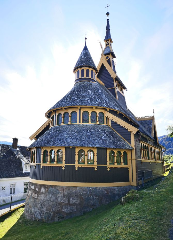 Norwegen-Reise: St. Olav's Church