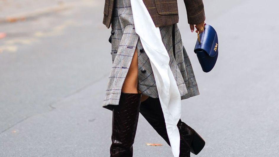 Darum sind kniehohe Stiefel DAS Trend-Piece der Saison