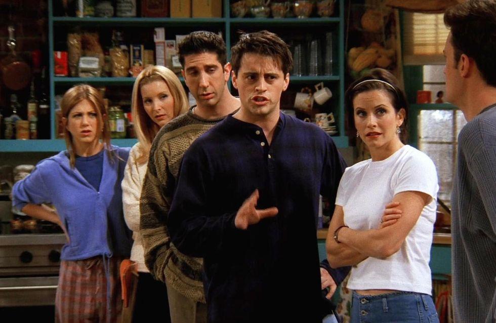 La série Friends arrive au cinéma en France et on trépigne d'impatience !