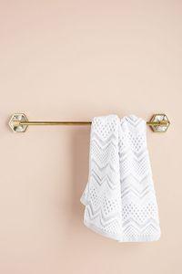Barre porte-serviette