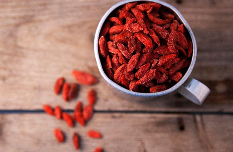 Bacche di Goji: valori nutrizionali, proprietà e benefici di questi frutti miracolosi!