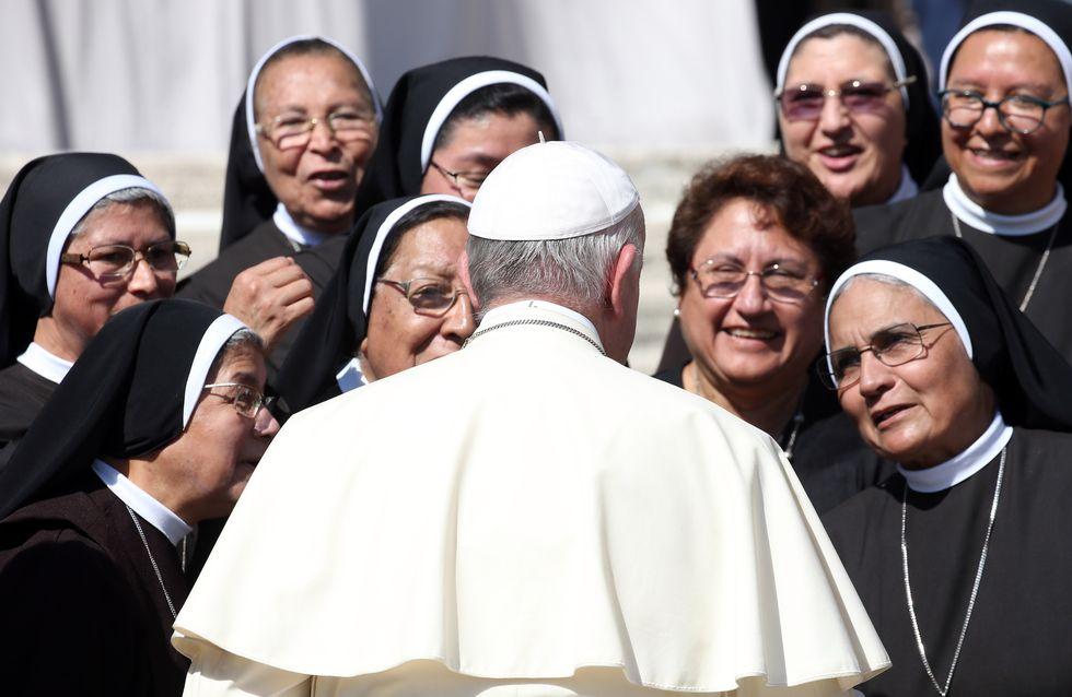 Des religieuses interpellent le pape pour demander le droit de vote
