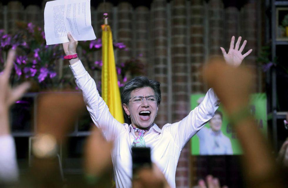 Colombie : Claudia Lopez, la première femme élue maire de Bogota