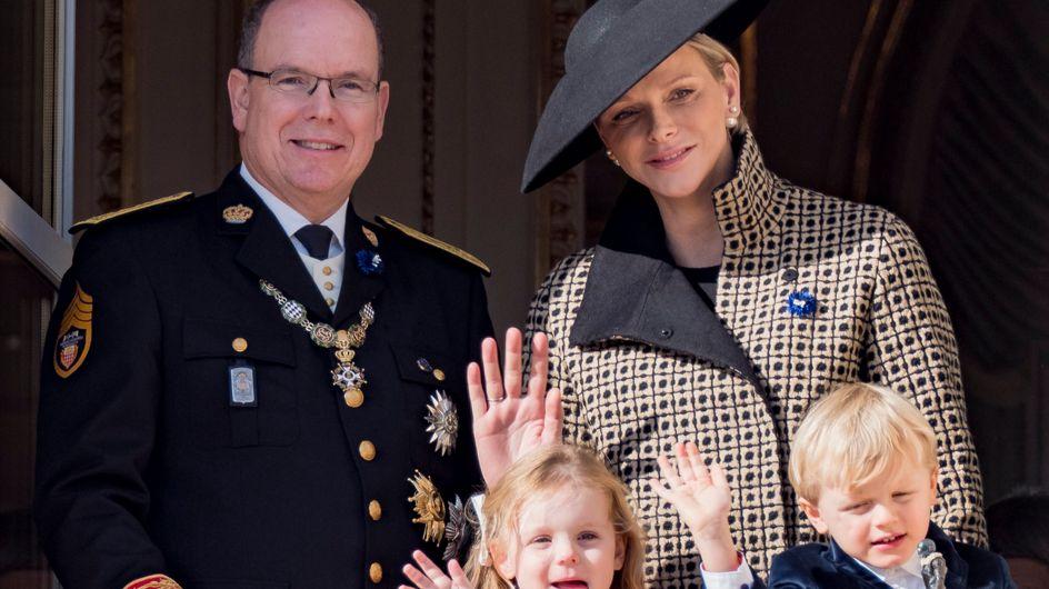 Charlène de Monaco dévoile une adorable photo de famille !