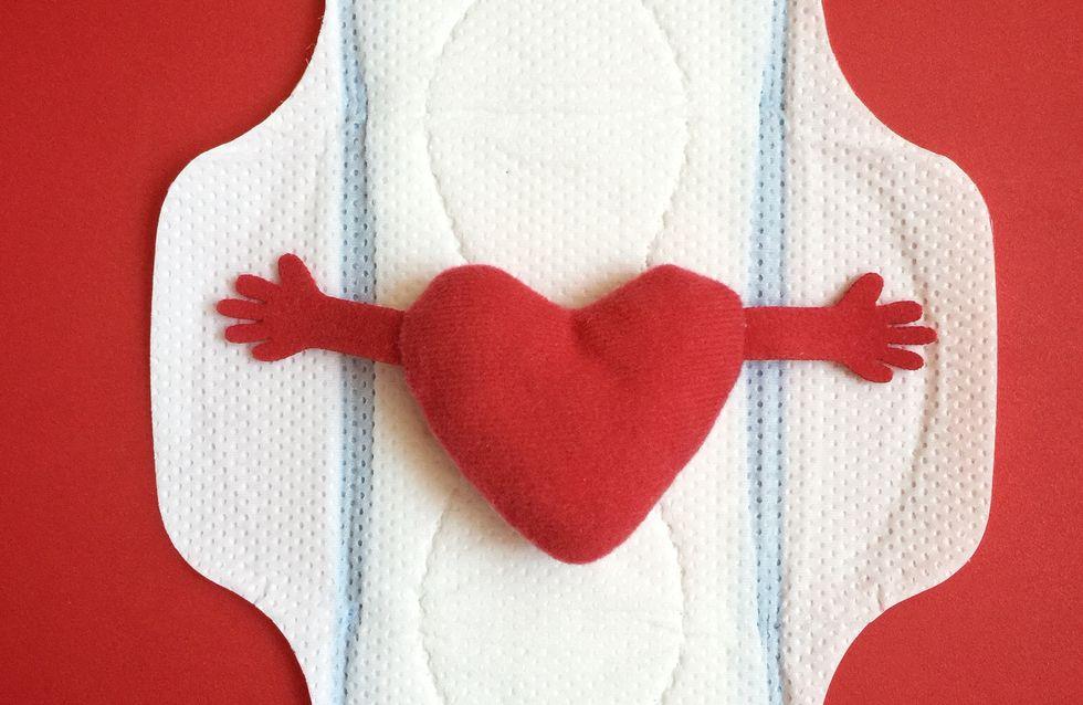 Basta vergognarsi: il vero colore delle mestruazioni mostrato in uno spot (video)