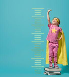 Percentil infantil: mide la evolución de tu hijo