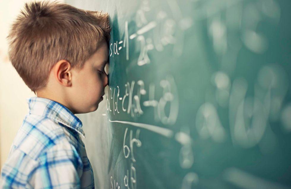 Il est mauvais en mathématiques, et si c'était la dyscalculie ?